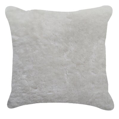 Nelson Throw Pillow Color: Natural
