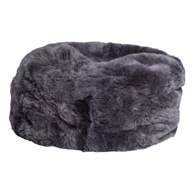 Icelandic Bean Bag Chair Upholstery: Gray Brisa