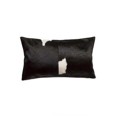 Graham 100% Indian Cowhide Lumbar Pillow