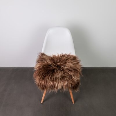 Dining Chair Cushion Fabric: Rusty Brisa