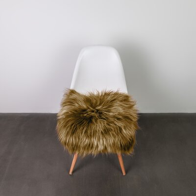 Dining Chair Cushion Fabric: Fox
