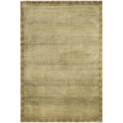Sage / Green Rug Rug Size: Rectangle 5 x 76