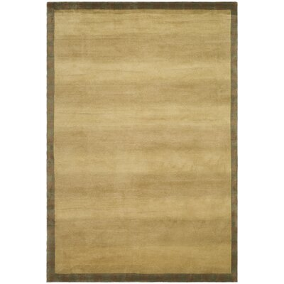 Beige Rug Rug Size: Rectangle 6 x 9