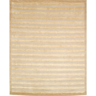 Parallel TB214A Gray / Camel Contemporary Rug Rug Size: 4 x 6