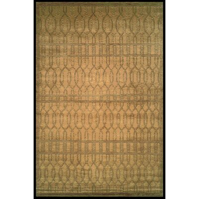 June Brown Area Rug Rug Size: 5 x 76