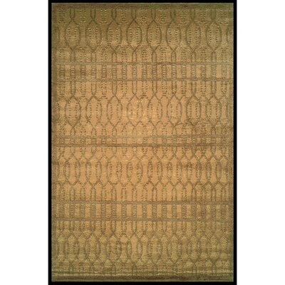 June Brown Area Rug Rug Size: Rectangle 6 x 9