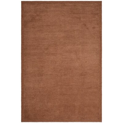 Coral Area Rug Rug Size: Rectangle 9 x 12