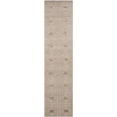 Slate Area Rug Rug Size: Runner 26 x 12