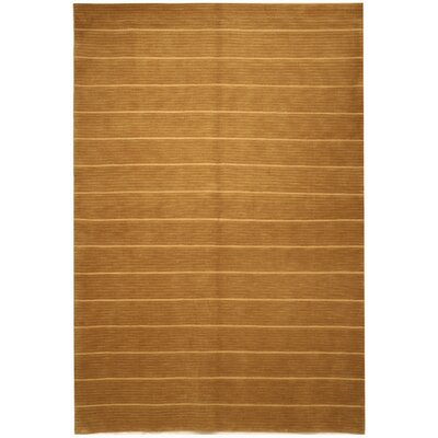 TB213A Beige Contemporary Rug Rug Size: Rectangle 4 x 6