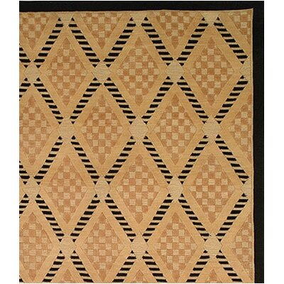 Brown Area Rug Rug Size: Runner 26 x 12