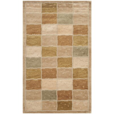 Patchwork Area Rug Rug Size: Rectangle 6' x 9'