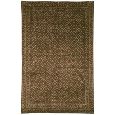 Lavander Rug Rug Size: Rectangle 4 x 6