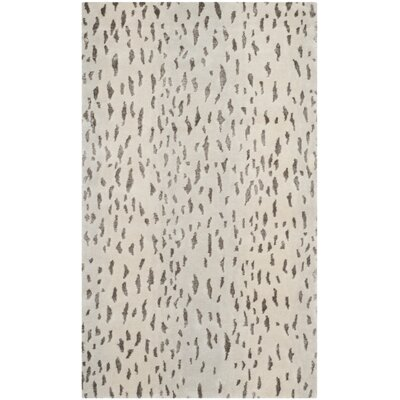 Knotted Indoor Area Rug Rug Size: 6 x 9