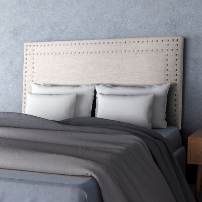 Beverley Full Upholstered Panel Headboard