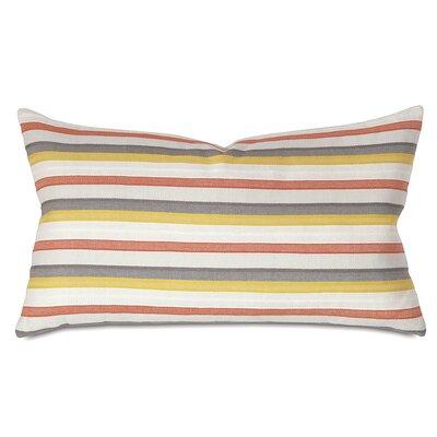 Kerin Cotton Lumbar Pillow Color: Autumn