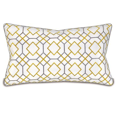 Lumbar Pillow Color: Citron