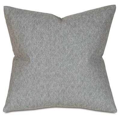 Bowen Throw Pillow Color: Slate