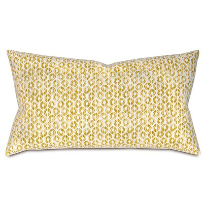 Constance Lumbar Pillow Color: Citrus