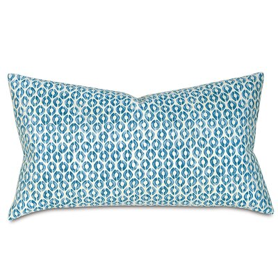 Constance Lumbar Pillow Color: Sky