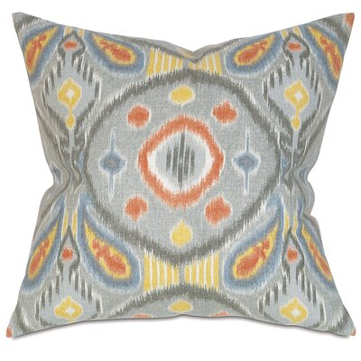Paladino Throw Pillow Color: Stone