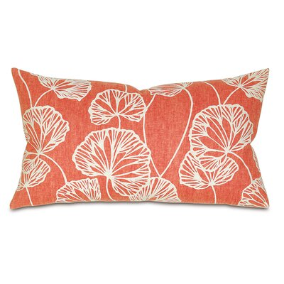 Sylvia Throw Pillow Color: Coral