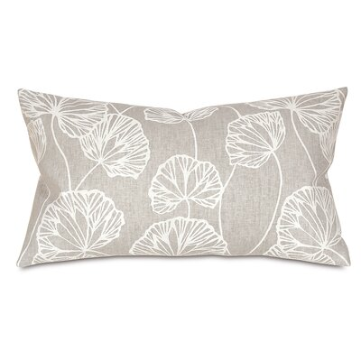 Sylvia Throw Pillow Color: Haze