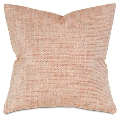 Draper Throw Pillow Color: Copper