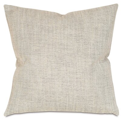 Draper Throw Pillow Color: Slate