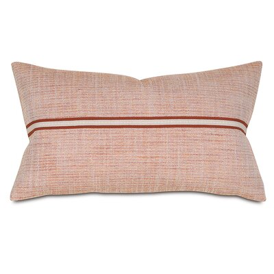 Draper Lumbar Pillow Color: Copper