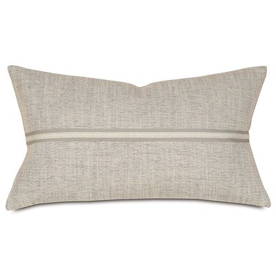 Draper Lumbar Pillow Color: Slate