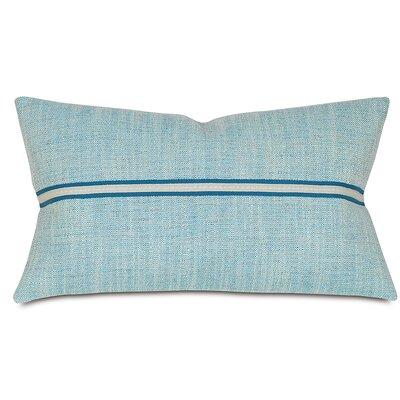 Draper Lumbar Pillow Color: Lake