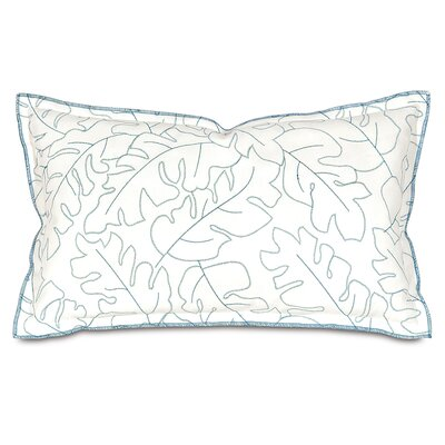 Treviso Lumbar Pillow Color: Denim