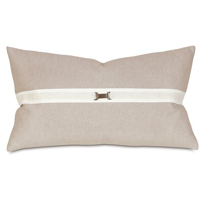 Buckle Lumbar Pillow Color: Shimmer