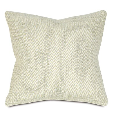 Corfis Throw Pillow Color: Vanilla