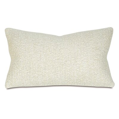 Corfis Lumbar Pillow Color: Vanilla