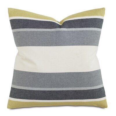 Wainscott Throw Pillow Color: Citron