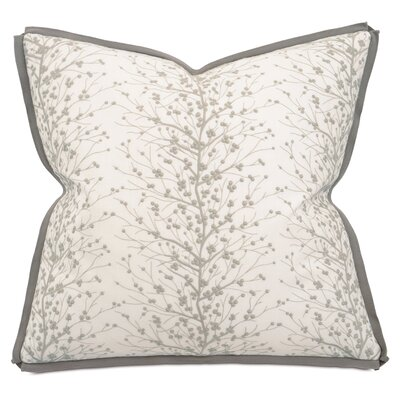 Fairfield Habersham Birch Square Polyester Throw Pillow