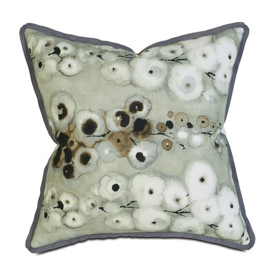 Laurel Cotton Throw Pillow