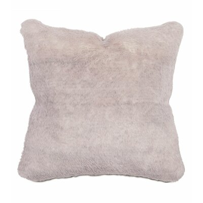 Nico Indoor Faux Fur Throw Pillow