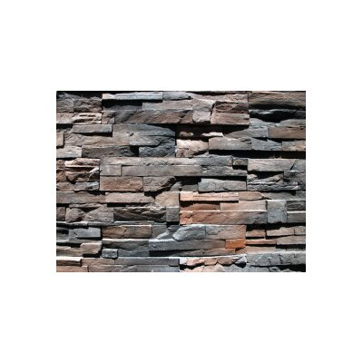 Lion Premium Grills Prominent Q Rock Grill - Rock Finish: Aspen California Fit, Tile Type: Cliff Pointe Mountain, Fuel Type: Natural Gas at Sears.com