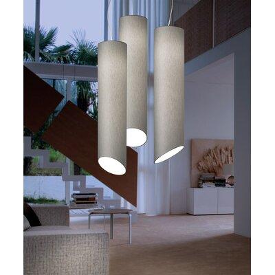 Pank 1-Light Geometric Pendant