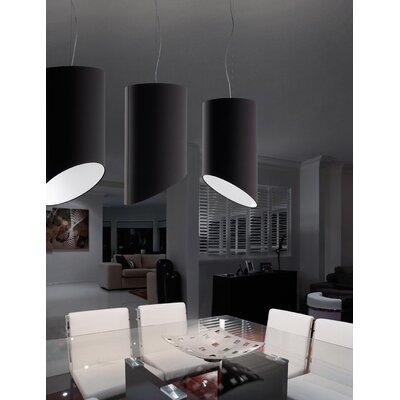 Pank 1-Light Geometric Pendant
