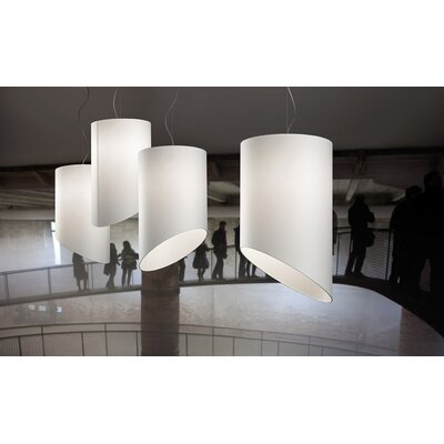 Pank 4-Light Geometric Pendant