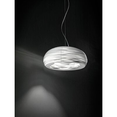 Cueva 1-Light Geometric Pendant