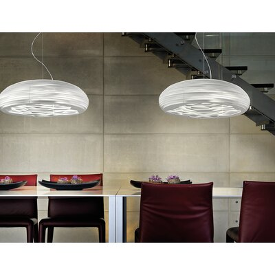 Cueva 1-Light LED Geometric Pendant