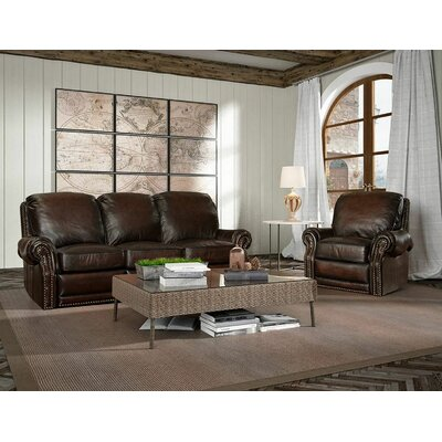 Premier ll Leather Configurable Living Room Set