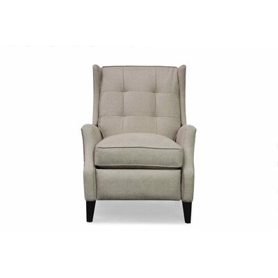 Lincoln Manual Recliner Upholstery: Taupe