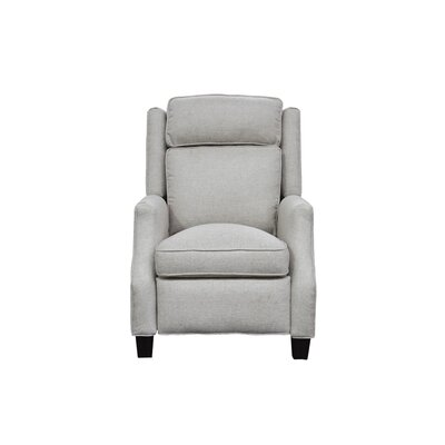 Nixon Recliner Upholstery: Light Beige