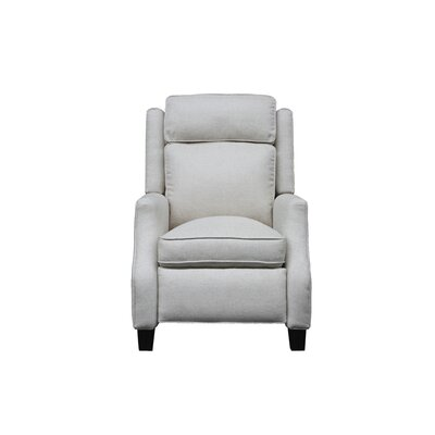 Nixon Recliner Upholstery: Light Taupe