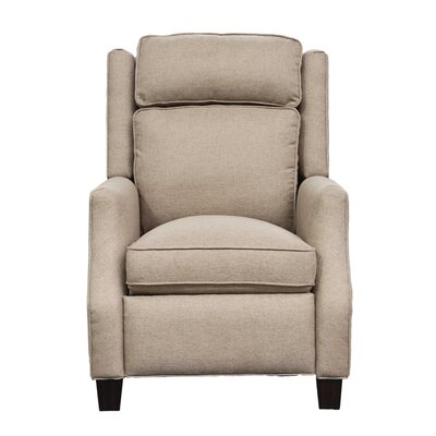 Nixon Recliner Upholstery: Taupe